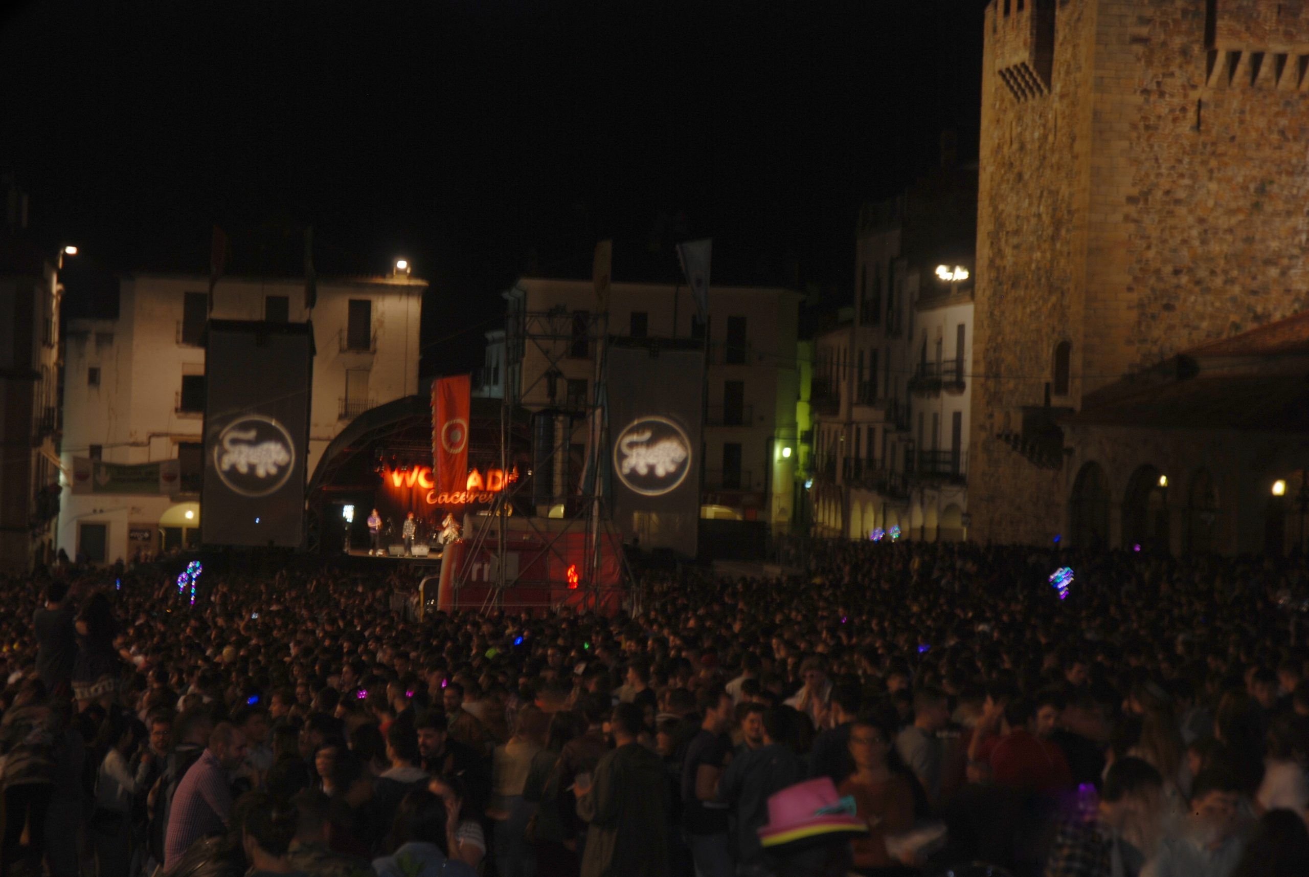 Festival WOMAD Cáceres